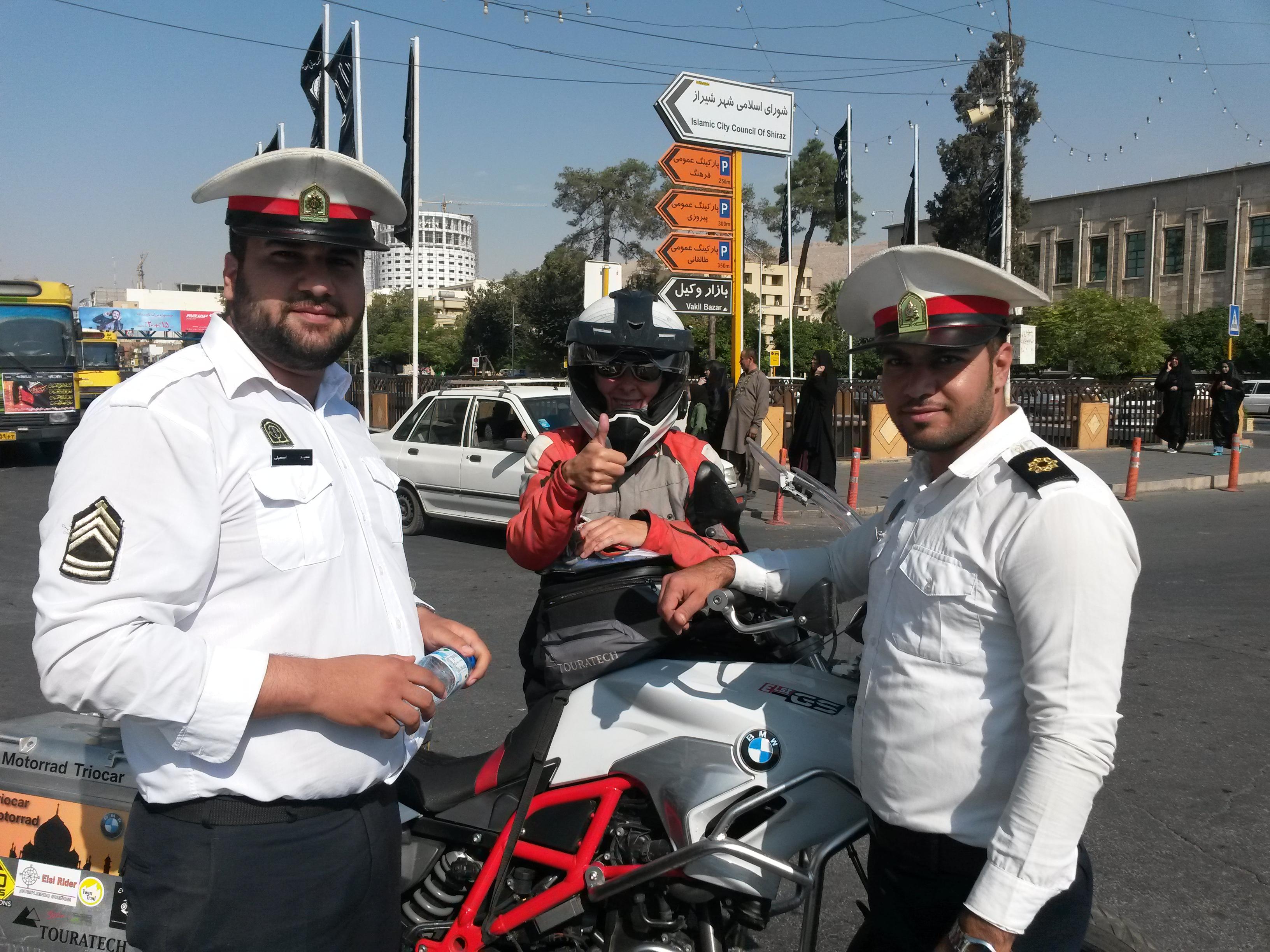 policia-iran